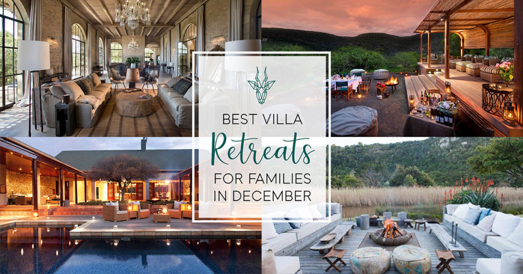 best villa retreats for families