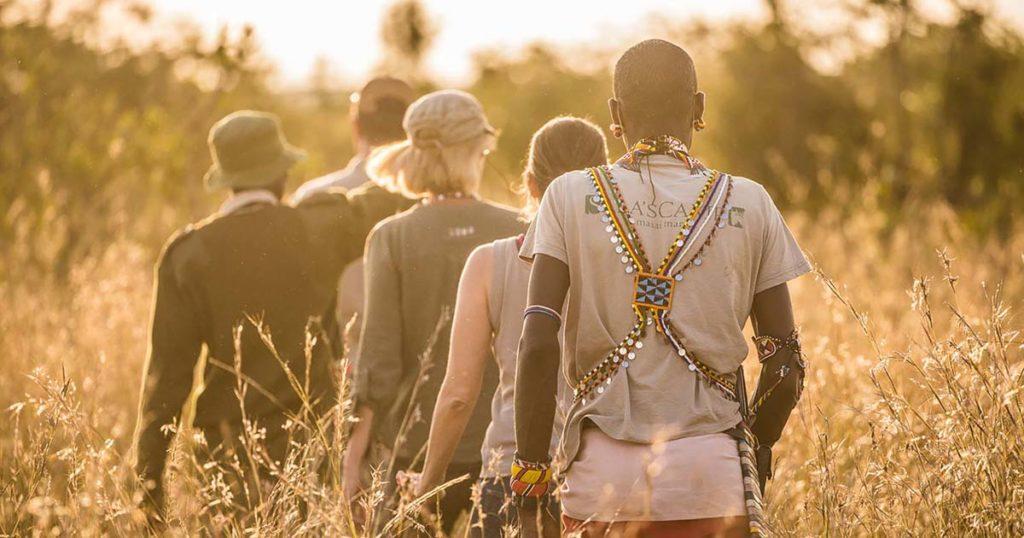 Kenya Walking Safari Siruai