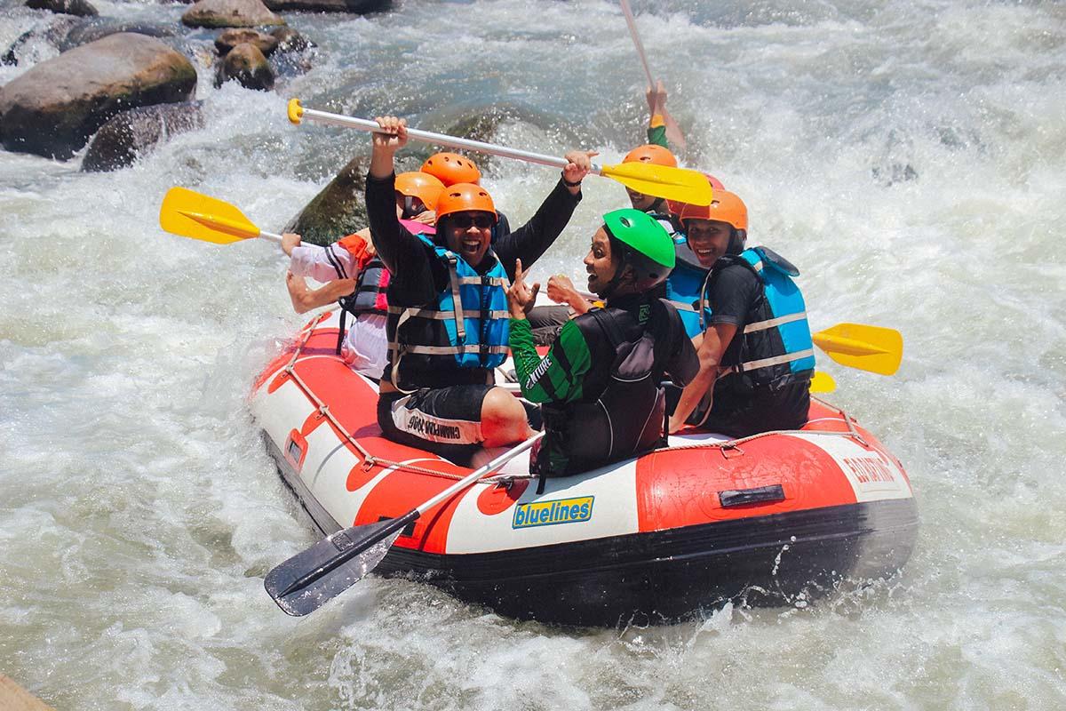 White water rafting Kenya